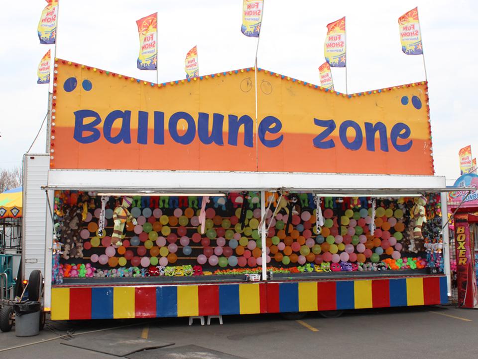Jeu Ballounes